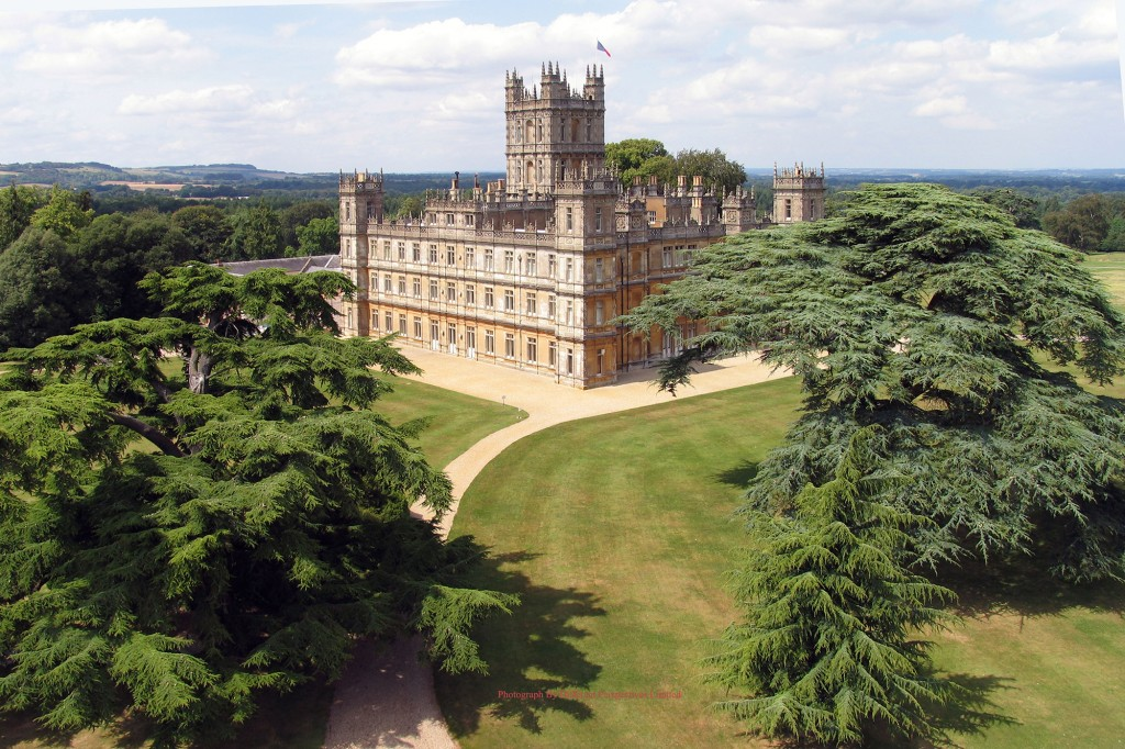 Highclere Castle 1 - OKB