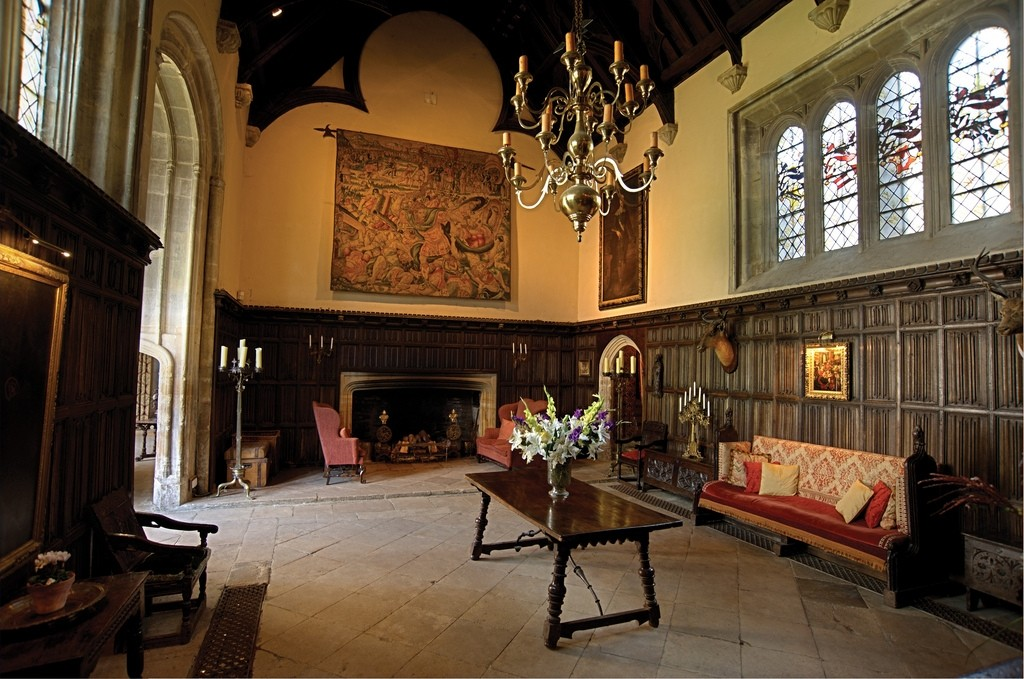 Athelhampton House - courtesy of wwwdotvisit-dorsetdotcom